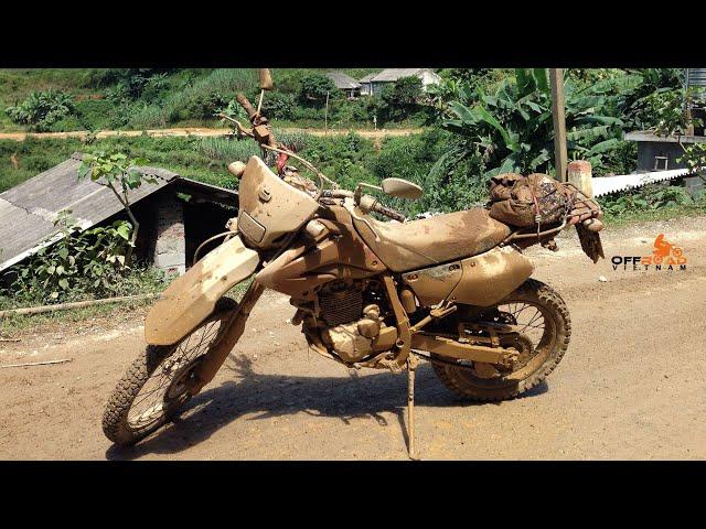 Best Vietnam Honda Xr 125 250 Tours 2016 Wild Wet Crazy Offroadvietnam