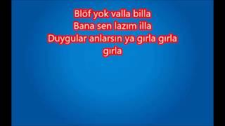 Gulsen-Dan Dan Lyrics