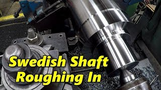 Swedish Gearbox Shaft Part 1