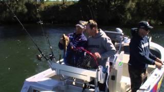 FISHING ROCK WALLS - Reel Action TV