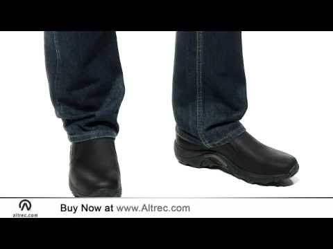 54384645fc7d Merrell Men s Jungle Moc Leather Shoe - YouTube