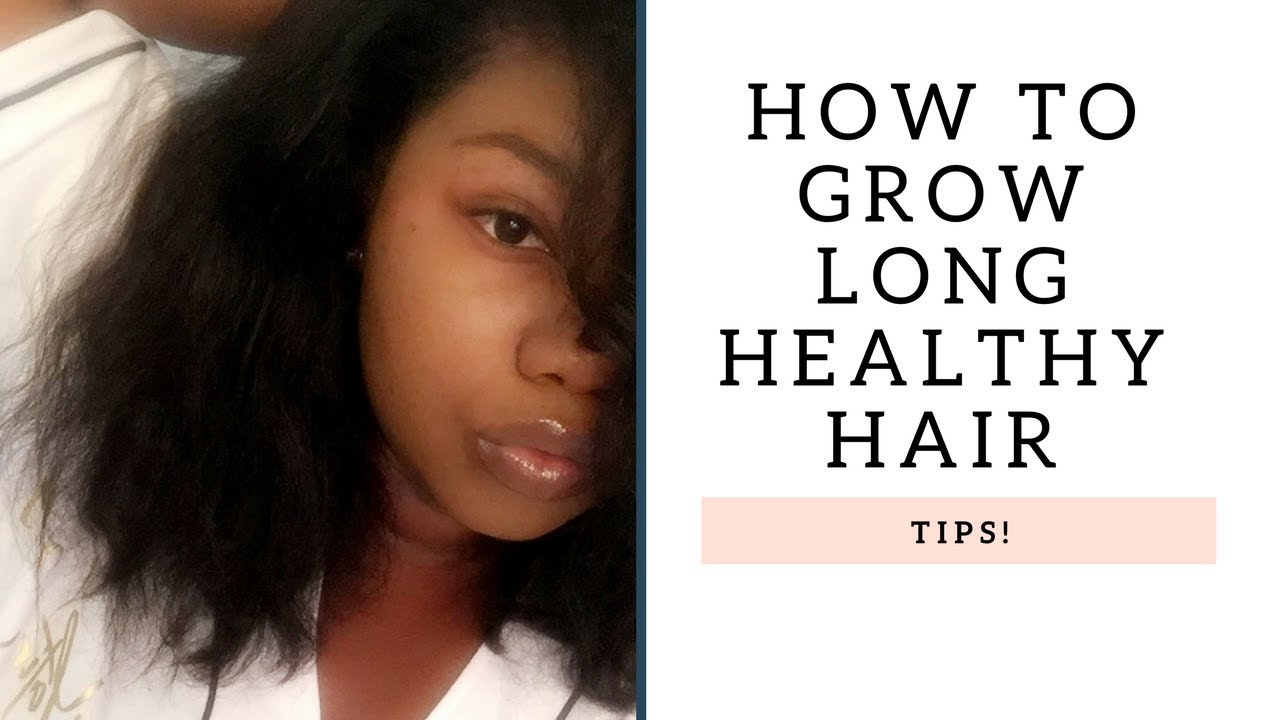 how to grow long healthy natural hair lets chat t