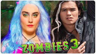 ZOMBIES 3 What Will Happen? (2021) Meg Donnelly & Milo Manheim