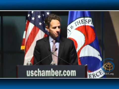 Treasury Secretary Tim Geithner on America's Leadership in the Multilateral Development Banks
