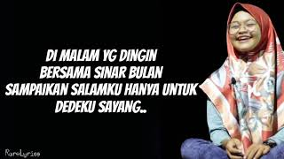 Dedeku Sayang - Lion And Friends (Lyrics Video) Cover By Dimas Gepenk