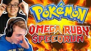 HOW FAST CAN WE BEAT HOENN? | Pokemon Omega Ruby Alpha Sapphire SPEEDRUN Part 1