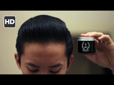 Admiral Pomade Review -- My Go-To Orthodox Water-Based