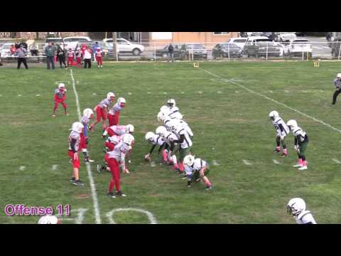Somerton vs Liberty bell homecoming 10-17-2015 reg Pee Wee