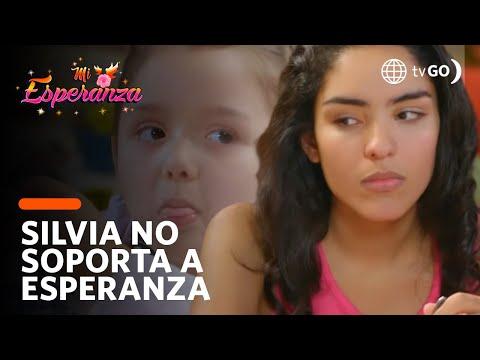 ¡Silvia no soporta la presencia de Esperanza en su familia! - Mi Esperanza 20/07/2018