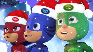PJ Masks Episode 🎄Happy Holidays! ❄️ All Christmas Specials ❄️ Cartoons for Kids