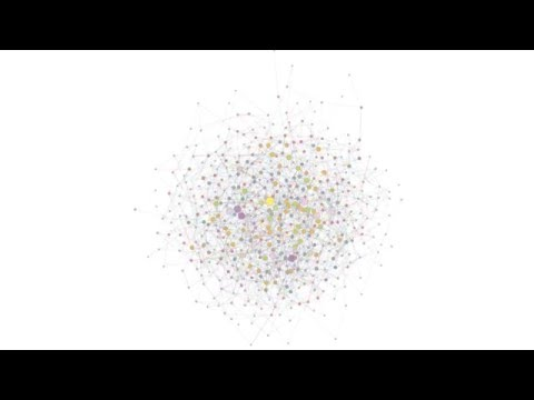 Dynamic Graph Animation (at 4k Video Resolution)