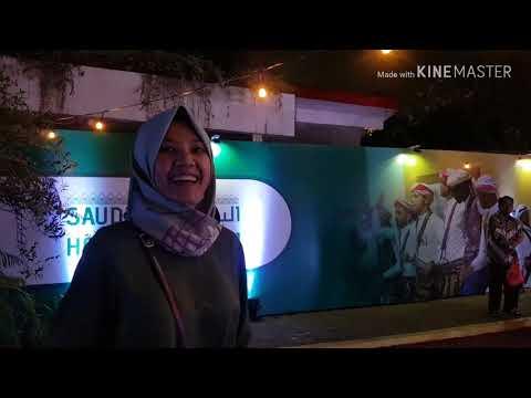 Saudi house festival 2018#Vlog Arabian food