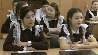 Открытие новой школы в Пронском районе