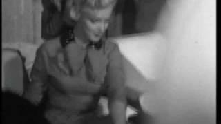 News Reel Coverage of Marilyn