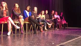 Real Women Conference 2019 Columbus Ohio - Health & Happiness panel