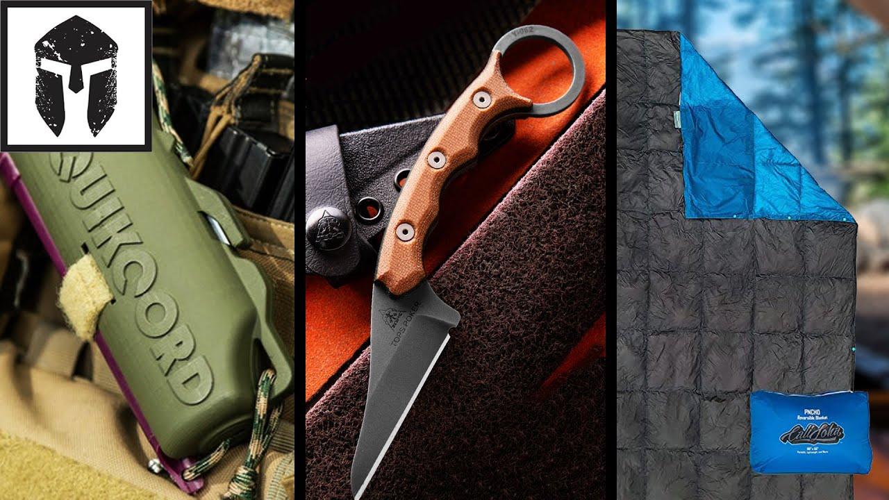 The Best Survival & Outdoor Gear ❘ BattlBox Mission 77