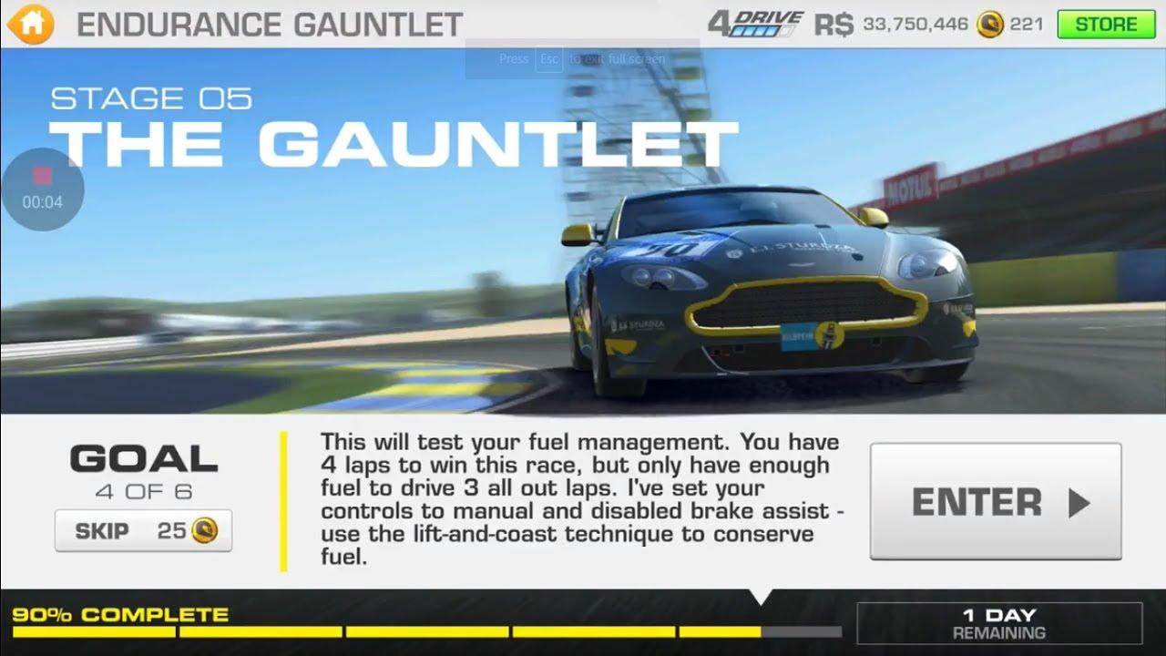 Aston Martin Music Remix Real Racing 3 Endurance Gauntlet