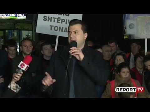 Basha: Negociatat nuk do hapen, Rama kufomë politike, ejani ta largojmë më 16 mars