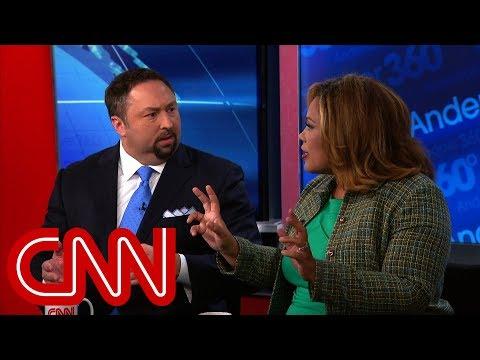 Panelist on Trump tweets: Why doesn't he just shut up? - Dauer: 9 Minuten, 17 Sekunden