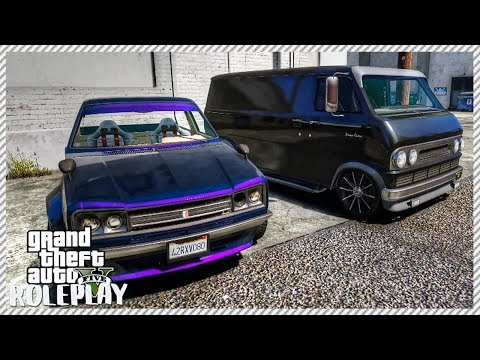 GTA 5 ROLEPLAY - TRADED MY VAN FOR A MINI TRUCK! | Ep. 83 Civ