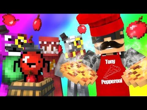 Minecraft Mini-Game : DO NOT LAUGH! (TONY...