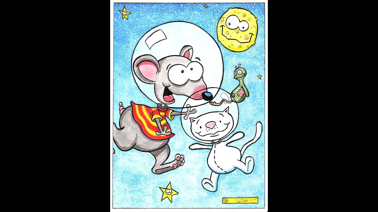 toopy and binoo coloring pages - for my grandson toopy binoo a dredfunn original youtube