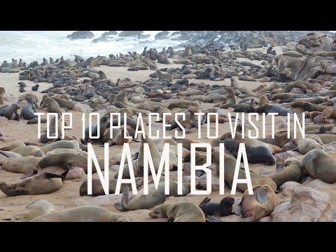 Top 10 places to visit in Namibia | Namibia: Top 10 Tourist Attractions - Tourist Attractions