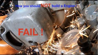 How you should NOT build an Engine ! l Subi-Performance
