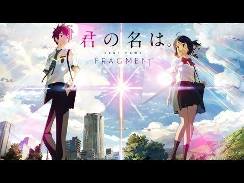 Yume Tourouradwimps Music Box Anime Film Your Name Theme Song
