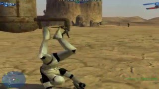 Star Wars Battlefront (2004) Gameplay PC