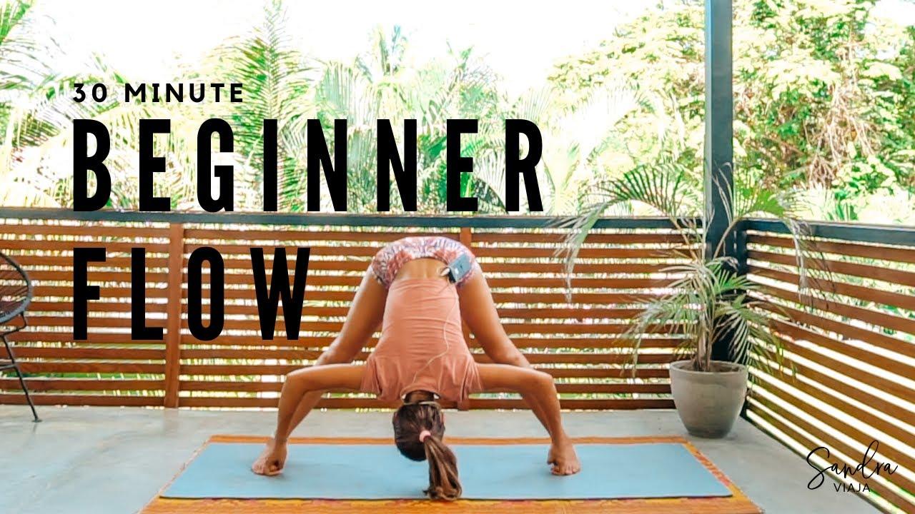 30 Minute Beginner Vinyasa Flow