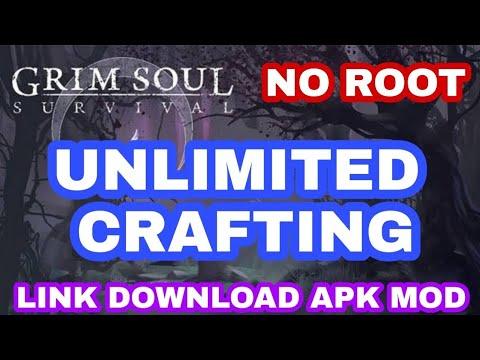 GAME MOD - CARA DOWNLOAD GAME Grim Soul: Dark Fantasy Survival Mod Apk Download Free For Android - 동영상