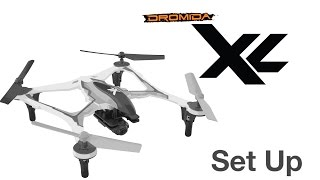 Thumnail for Dromida XL Drone Set-up : Tips & How-To's