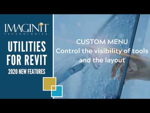 Utilities for Revit Custom Menu