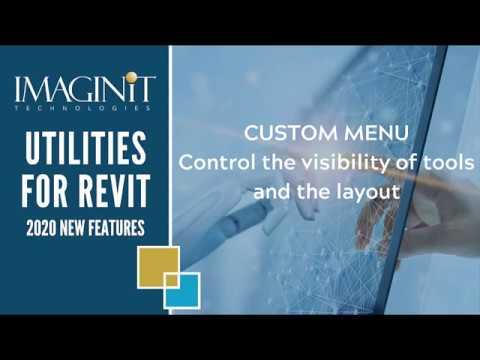 Utilities for Revit Custom Menu