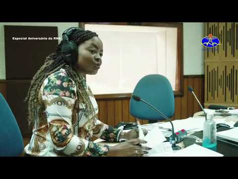 7 hora de Radio Nacional de Angola