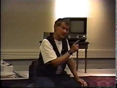 Andrew Robinson in Arizona 1997