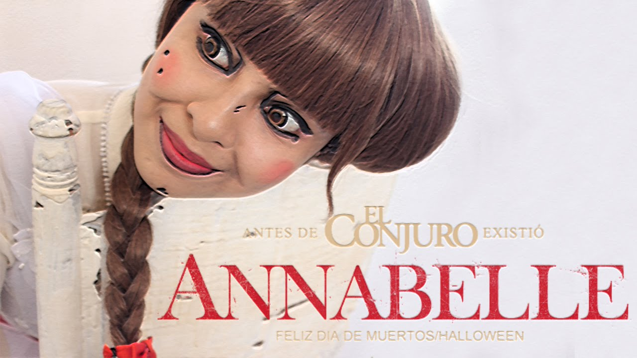 Annabelle Tutorial Maquillaje Y Disfraz Para Halloween Akari Beauty By Akari Beauty Official