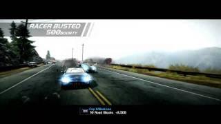 NFS Hot Pursuit - Brutal Cop Car