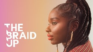 Fresh Feed-In Ponytail | The Braid Up | Cosmopolitan