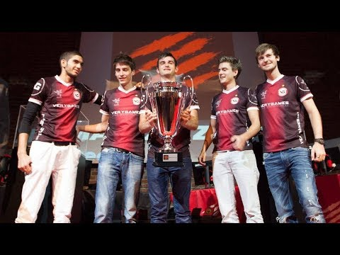 Download VeryGames vs Universal Soldiers at EMS ONE FALL FINALS 2013
