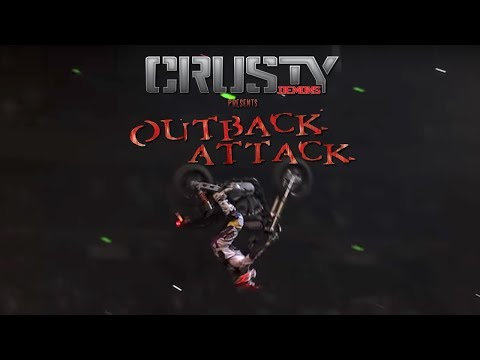 Full Movie: Crusty Demons 16: Outback Attack - Robbie Maddison, Jackson Strong, Blake Williams [HD]