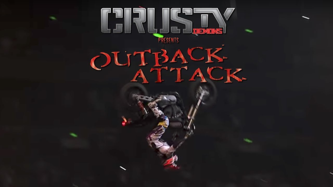 Full Movie Crusty Demons 16 Outback Attack Robbie Maddison Jackson Strong Blake Williams Hd Youtube