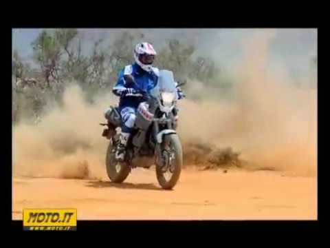 yamaha tenere xt 660z test youtube. Black Bedroom Furniture Sets. Home Design Ideas