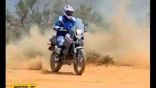 Yamaha Tenere XT 660Z TEST Moto.it