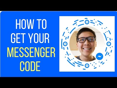 How To Get Your Messenger Code For Your Chat Bot
