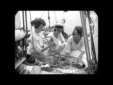 1920s - Various Scenes (speed corrected w/...