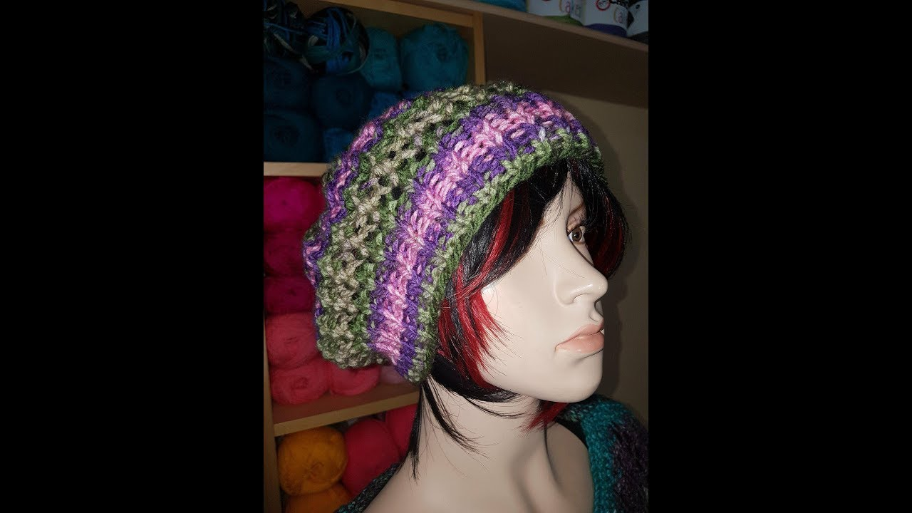 1b3b4bef9 How to knit easy adult hat