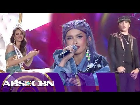 KZ Tandingan and Kritiko sing Raise Your Flag | Miss Universe 2018 Homecoming Mp3