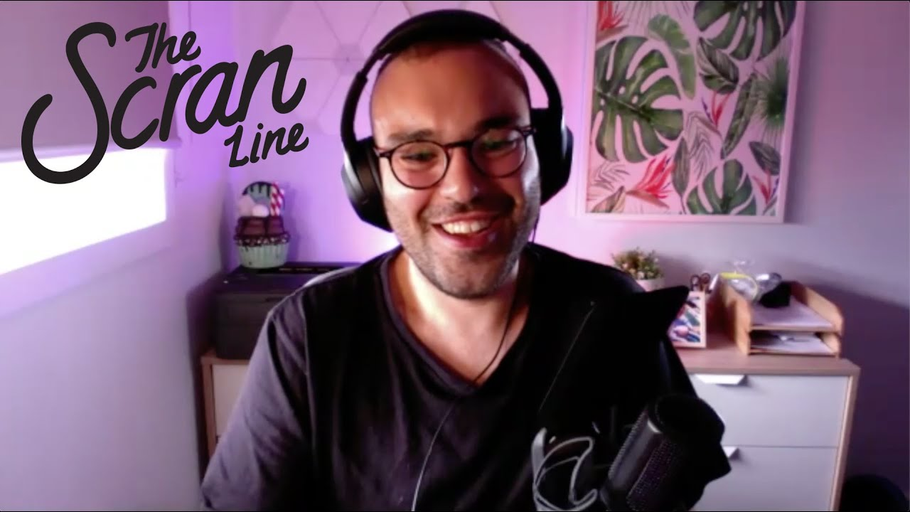 Interview with Nick Makrides from The Scran Line (Phenomenal Foodies) - Hot Chocolate Hits